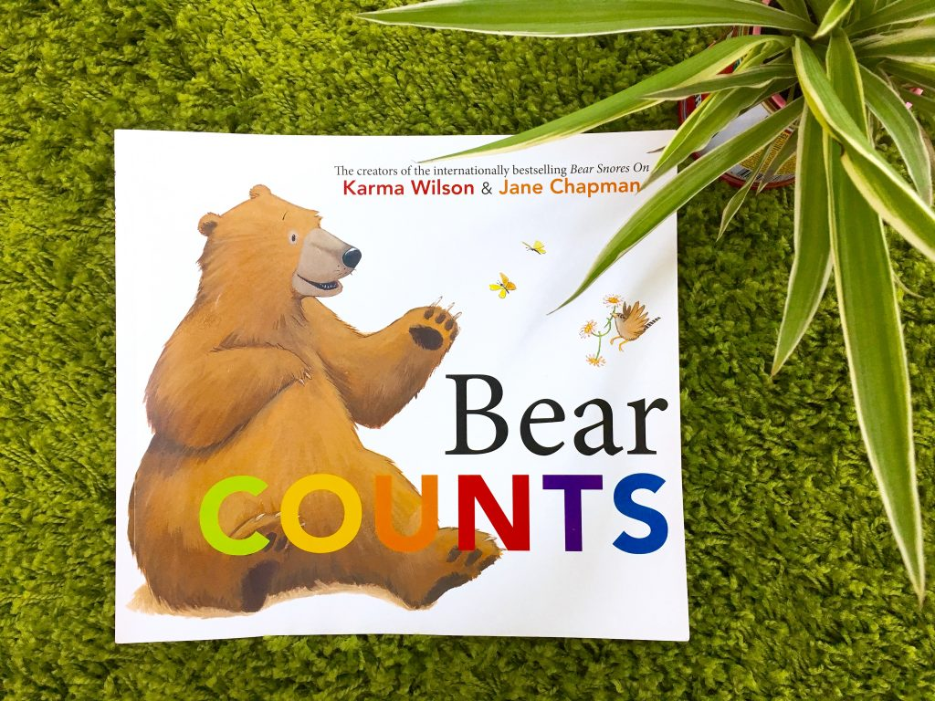 Bear Counts Book