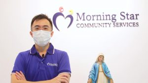 Staff of MSCS Family Life Educator Shaun Liu
