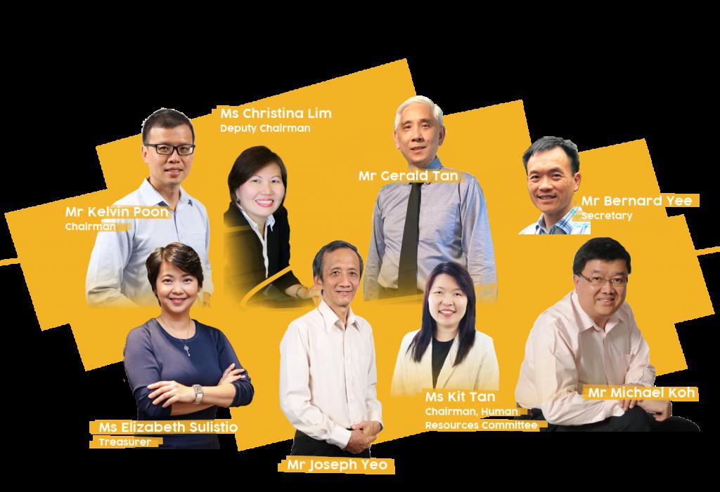 Board Members 2021